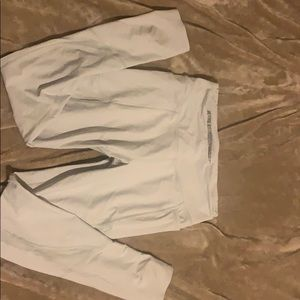 Light grey Victoria secret leggings